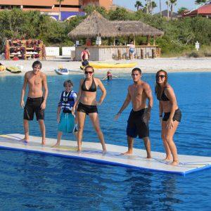 Splashmat - tanning raft - swim raft - on the water fun - Water Toys Canada