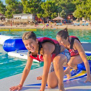 Splash Mat - Water raft - water fun - Water Toys Canada