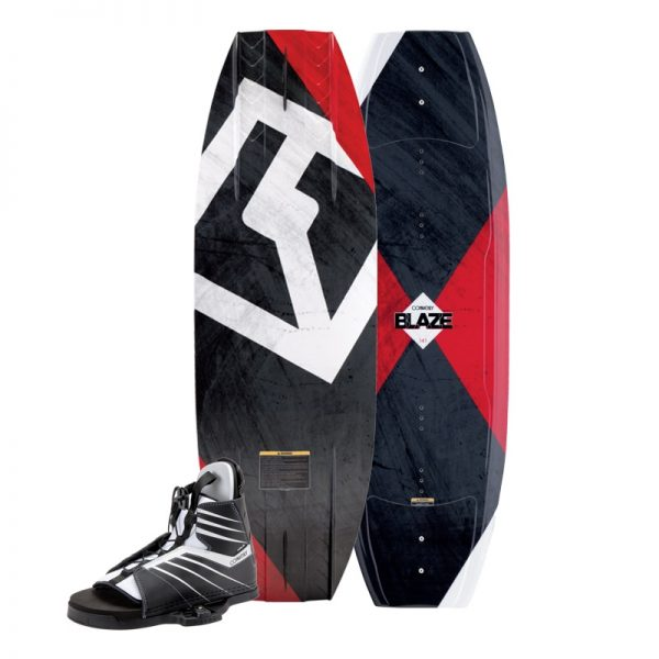 Wakeboard - Connelly Blaze with Hale Boot - Water Toys Canada