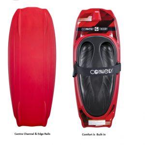Kneeboard, water towable