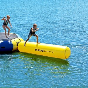 Rave log, water log, water park accessory