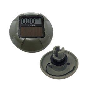inflatables pressure gauge, solar powered pressure gauge