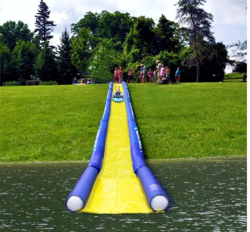 Extreme Inflatable Water Slide For Sale: Rave Turbo Chute Water Slide